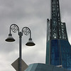 Canadian Museum for Human Rights and Lamp Post