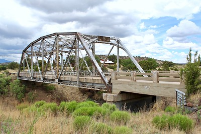 Walnut Creek Bridge (2018)