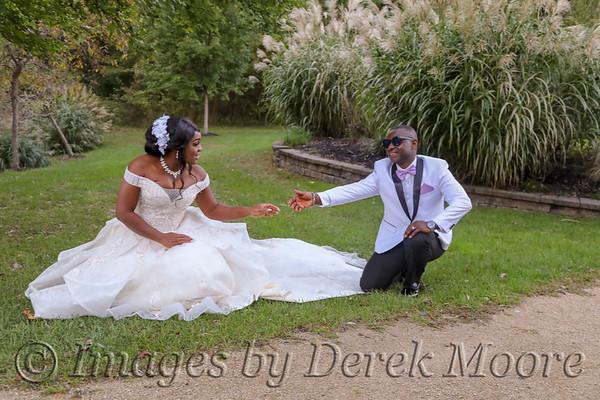 Winston & Lucretia Wedding Ceremony