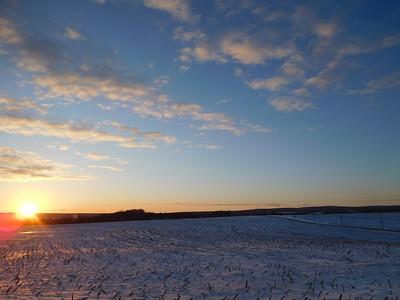 Morning  Photos and Laurel Ridge Feb 3