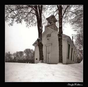 Church - East Fork Lake - East Fork State Park - Ohio