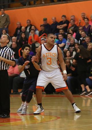 Basketball vs Perry