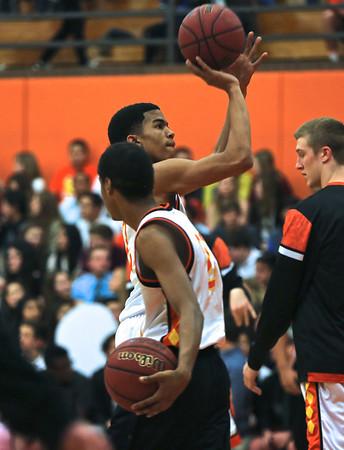 Senior Night Basketball Game