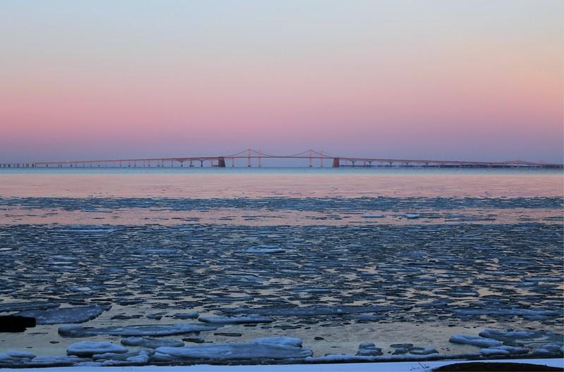 Chesapeake Bay Bridge 2014