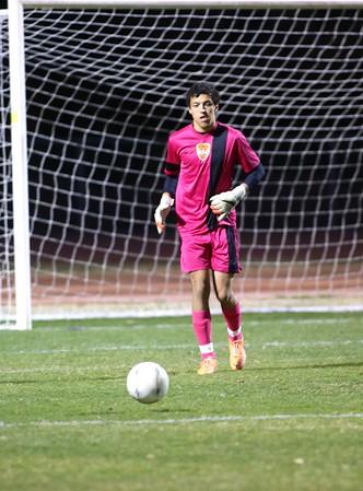 Boys Varsity Soccer vs Mesa