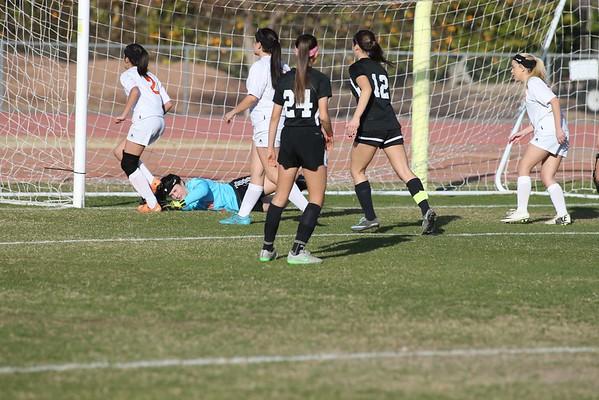 JV vs Hamilton Girls soccer