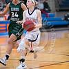 Wheaton College Women's Basketball vs Illinois Wesleyan (CCIW Tournament Championship: 66-62)