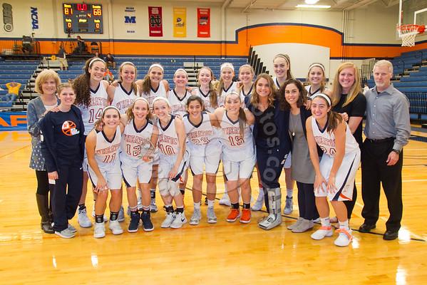 Wheaton College Women's Basketball vs Trine, November 19, 2016