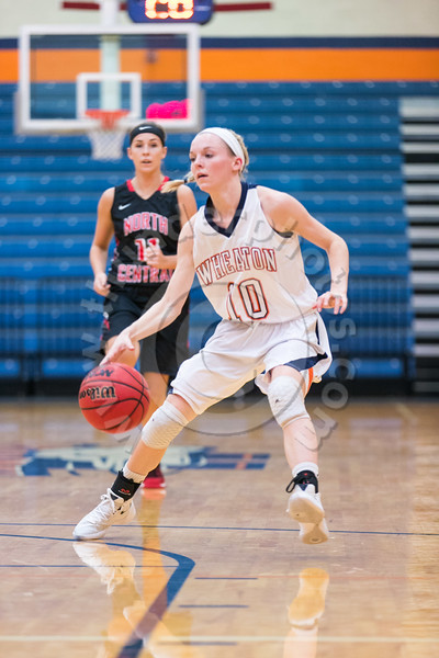 Wheaton College Women's Basketball vs North Central (90-85)
