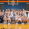 Wheaton College 2016-17 Women's Basketball Team