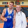 2017 CCIW Wrestling Tournament at Wheaton College