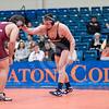 Wheaton College Wrestling vs University of Chicago (25-21)