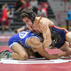 Wheaton College Wrestling at North Central Invitational