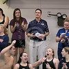 Wheaton College 2016 Swimming Invitational, Friday Prelims, December 2, 2016