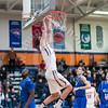 Wheaton College Men's Basketball vs Millikin University (93-61)