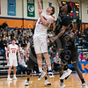 Wheaton College Men's Basketball vs North Park (70-67)