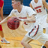 Wheaton College Men's Basketball vs Benedictine University (76-86)