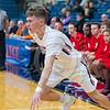 Wheaton College Men's Basketball vs Benedictine University (76-86)