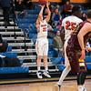 Wheaton College Men's Basketball vs Calvin College (74-65)