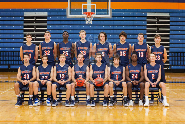 Wheaton College 2016-17 Men's Basketball