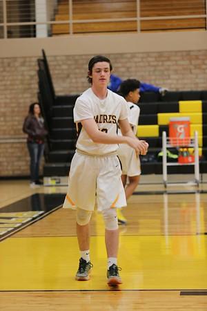 JV Basketball Marcos