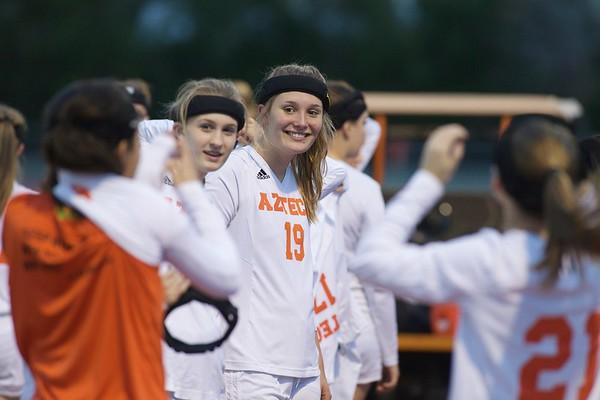 Varsity Girls Soccer  vs Westview
