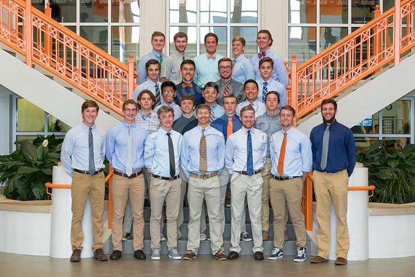 Wheaton College 2017-18 Swim Team