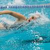 Wheaton College- select swimmers