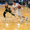 Wheaton College Men's Basketball vs DePauw (80-59)/ Lee Pfund Classic