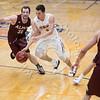 Wheaton College Men's Basketball vs Alma College (82-87)