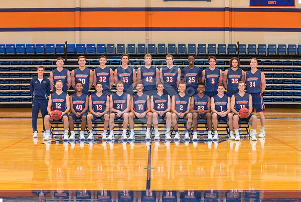 Wheaton College 2017-18 Men's Basketball