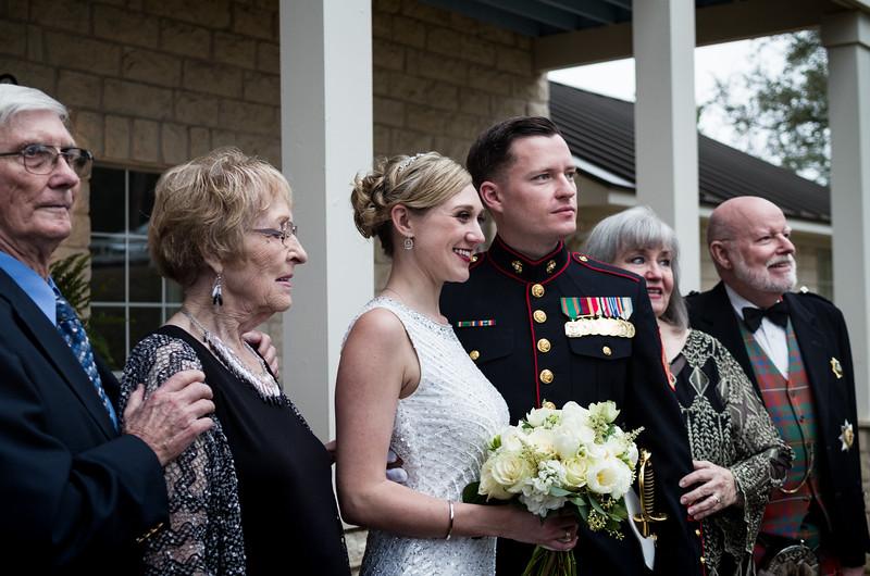 The Wedding of William & Blythe Dougherty. Saturday, 4 February, 2017. Austin, Texas.