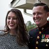 Emma McNabb & William Dougherty, USMC.<br /> <br /> The Wedding of William & Blythe Dougherty. Saturday, 4 February, 2017. Austin, Texas.