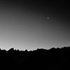 Moon over Martinsloch