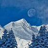 Moon over Elm