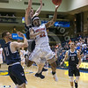 Wheaton College Men's Basketball vs Marietta (91-87)/ NCAA Men's Basketball Tournament, at Augustana College, Rock Island, Illinois