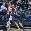 Wheaton College Men's Basketball vs Marietta (91-87)/ NCAA Men's Basketball Tournament, at Augustana College, Rock Island, Illinois