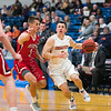 Wheaton College Men's Basketball vs Ripon College (74-67)