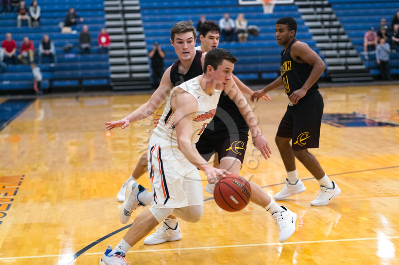 Wheaton College Men's Basketball vs Calvin (86-71)