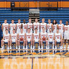 Wheaton College 2018-19 Men's Basketball Team