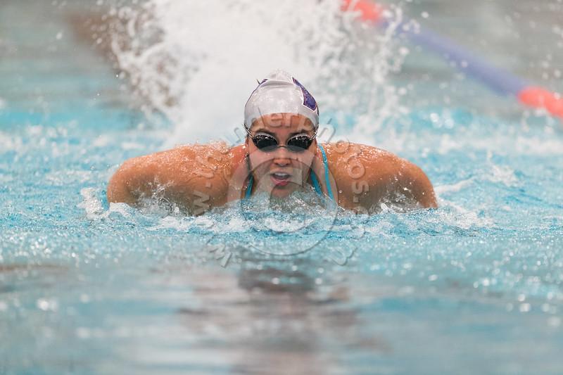 Wheaton College Swimmers