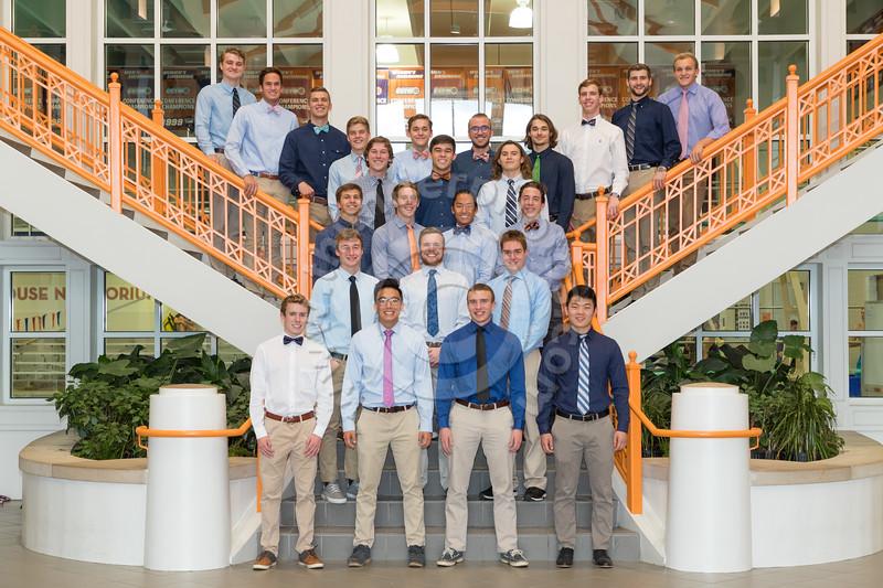 Wheaton College 2018-19 Swim Teams