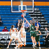 Wheaton College Women's Basketball vs IL Wesleyan (68-69), CCIW Tournament Championship Game