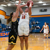 Wheaton College Women's Basketball vs UW OshKosh (48-57)