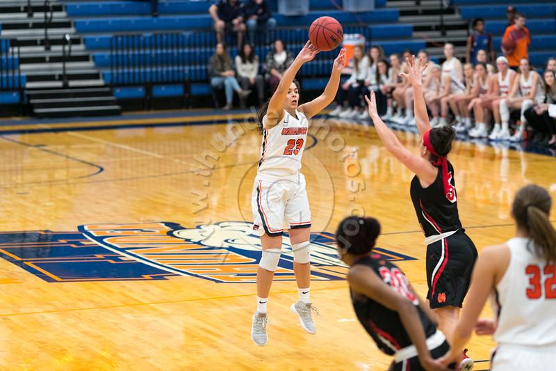 Wheaton College Women's Basketball vs North Central (78-54)