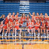 Wheaton College 2018-19 Women's Basketball Team
