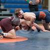 Wheaton College Wrestling vs University of Chicago (14-26)