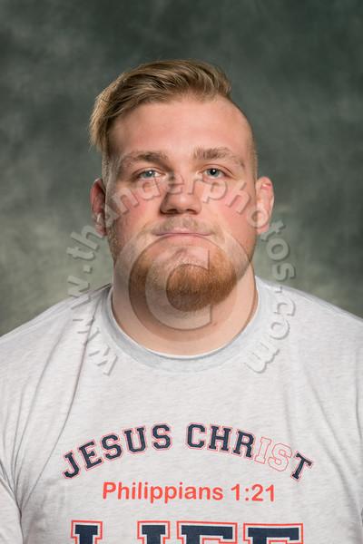Wheaton College 2018-19 Wrestling Team