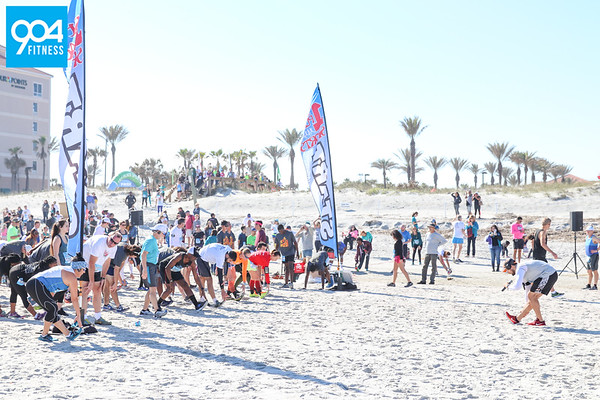 Winter Beach Run 2 2018
