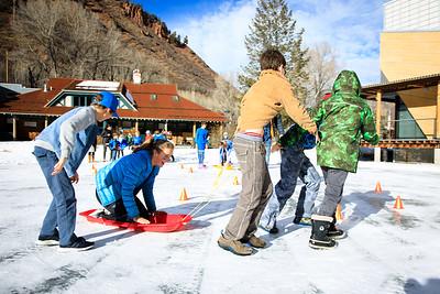 Winter Blue Games